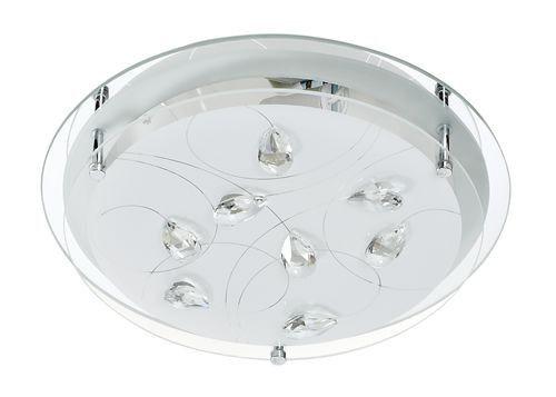 MDC ROSKY 57427-3092 Plafón cristal decorativo  32