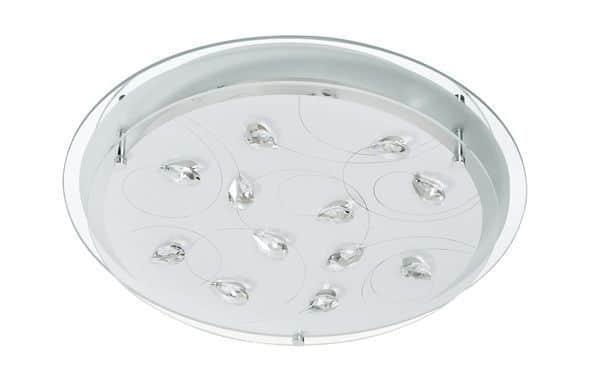 MDC ROSKY 57428-3092 Plafón cristal decorativo Rosky 42