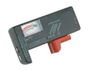 Electro DH Testers 50450 Comprobador de pilas y baterías.
