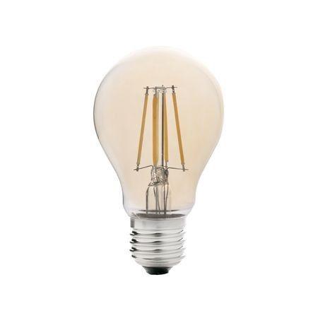 Faro Filamento 17426 Bombilla LED Standard Filamento Ambar 4W vintage