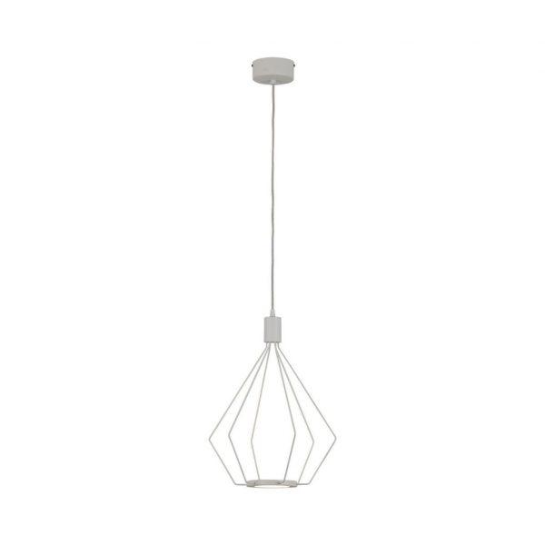 EGLO design 39319 Lámpara colgante blanco