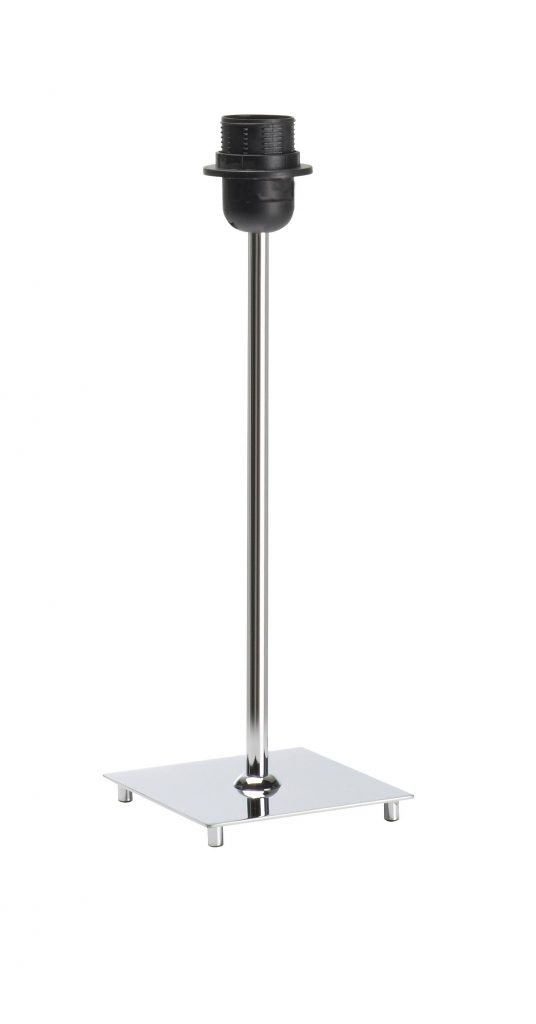 MDC KIT 575873033 Lámpara mesa KIT E14 max.40W (cromo brillo)