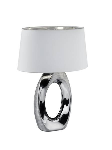 Trio TABA R50521089 Sobremesa cerámica plata