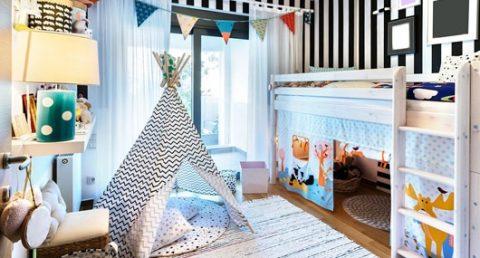 Lámparas para habitación infantil